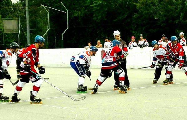 Red Dragons Altenberg und Mad Dogs Wiener Neustadt beim European Cup Winners Cup im Einsatz