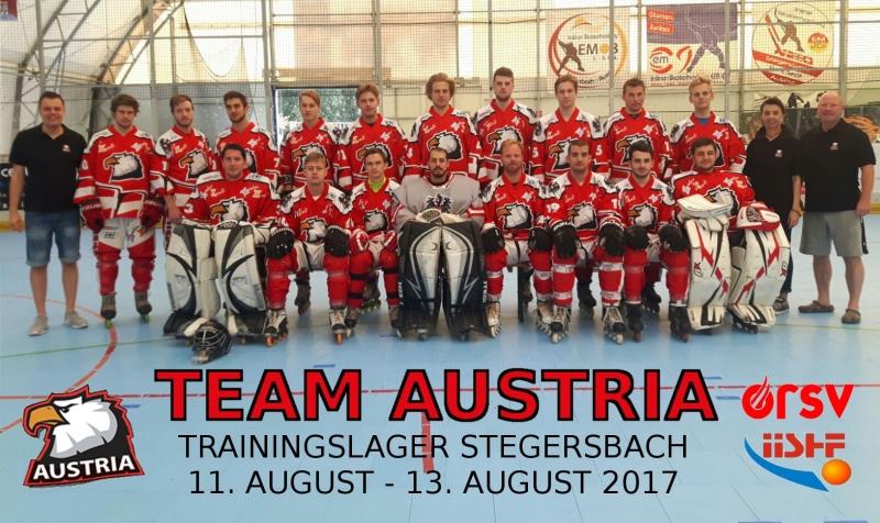 Erfolgreiches Trainingslager in Stegersbach – Österreich gewinnt alle vier Testspiele