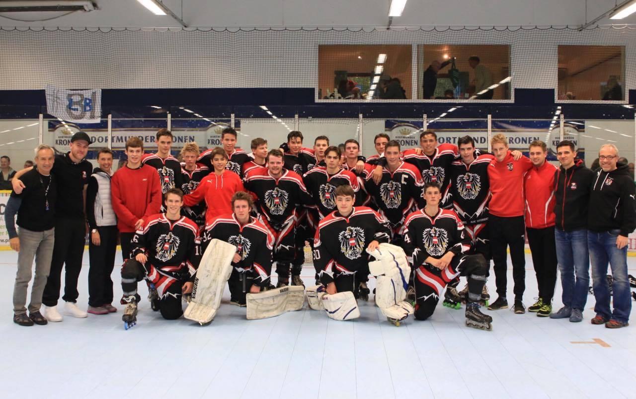 U19-Nationalteam: Kader für das erste Trainingslager in Salzburg
