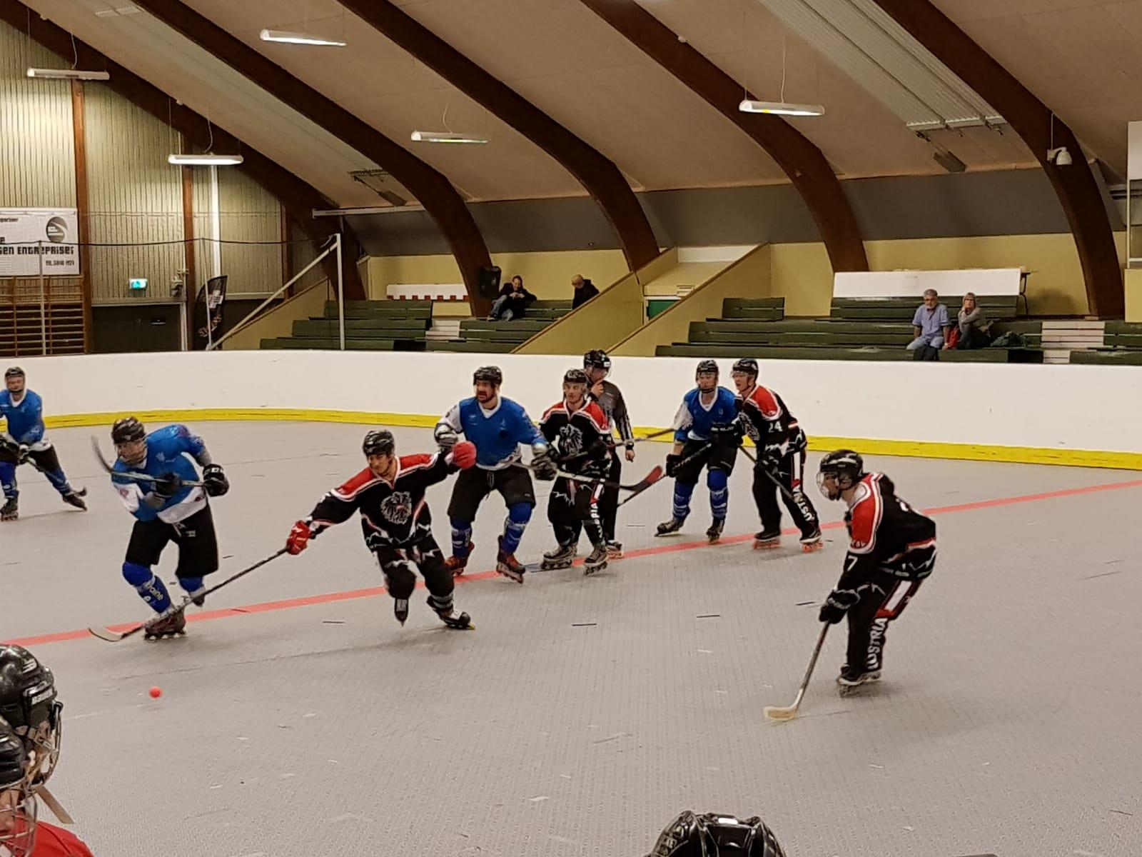Spielplan U19 IISHF Inline-Skaterhockey Europameisterschaft 2019 Spielplan